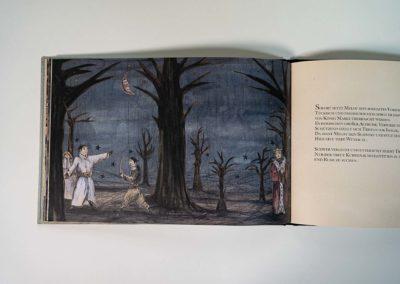 Tristan und Isolde - Opernbilderbuch - Carollina Fabinger - Libronauti Verlag
