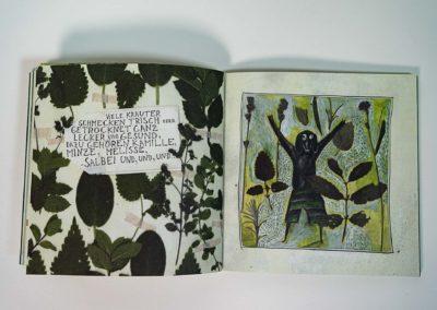 Bruchlandung mit Tee - Carollina Fabinger - Libronauti Verlag