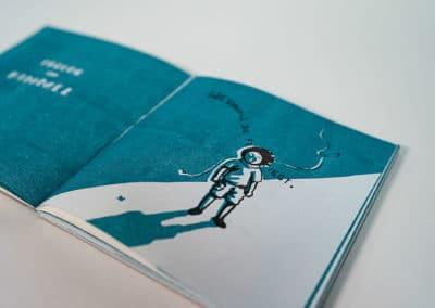 Ein Tag Fliege - Benedikt Wallisser - Libronauti Verlag