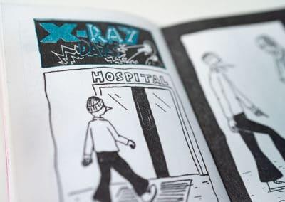 Nobrainer - Derek Abomo aka Achim Boy - Libronauti Verlag